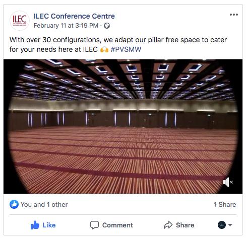 ILEC, Conference Venue, PVSMW 2020, Prestigious Venues