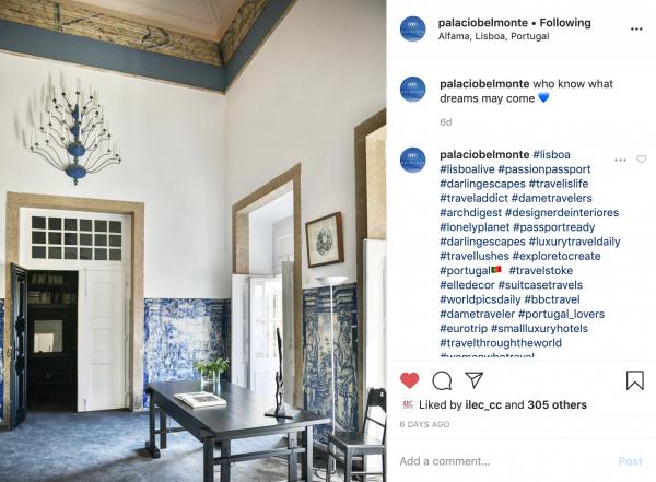 Palacio Belmonte, PVSMW 2020, Prestigious Venues