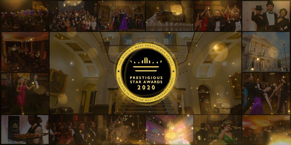 Prestigious Star Awards 2020, London's Grand Ball, Pall Mall, 1200px