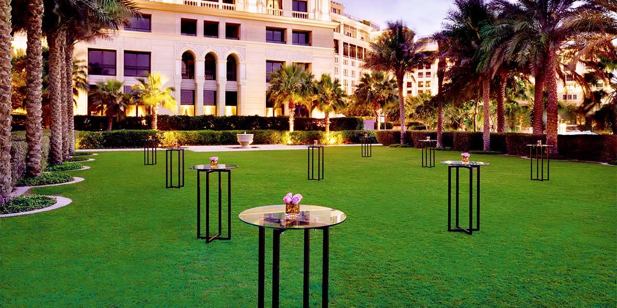 Como Garden at Palazzo Versace Dubai