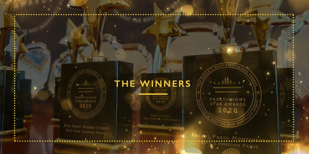 Winners of Prestigious Star Awards 2020