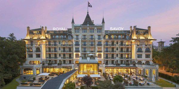 Hôtel Royal Savoy Lausanne