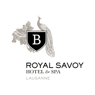 Hôtel Royal Savoy Lausanne - A breathtaking Art Nouveau style five-star hotel in Switzerland's Lausanne, adjacent to the majestic Lake Geneva