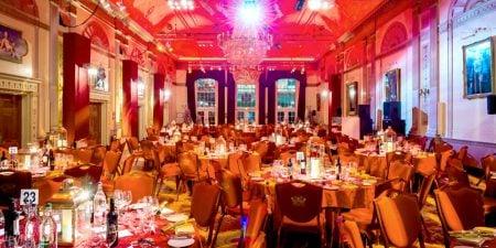 Office Christmas Party Venue, Plaisterers Hall, Prestigious Venues
