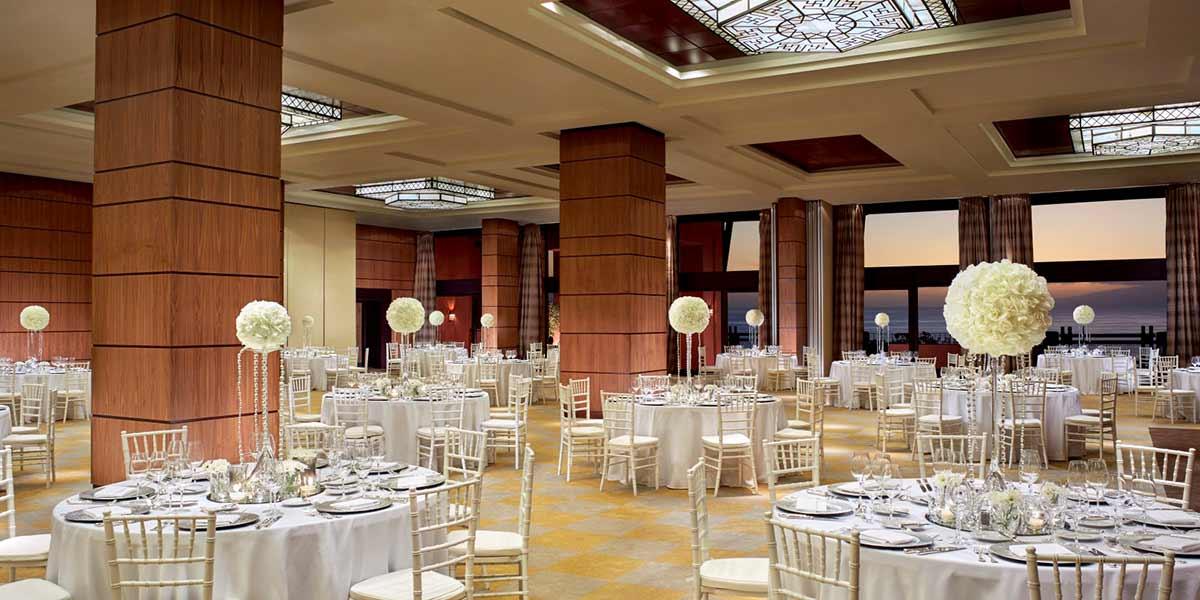 The Ballroom at Ritz-Carlton, Abama