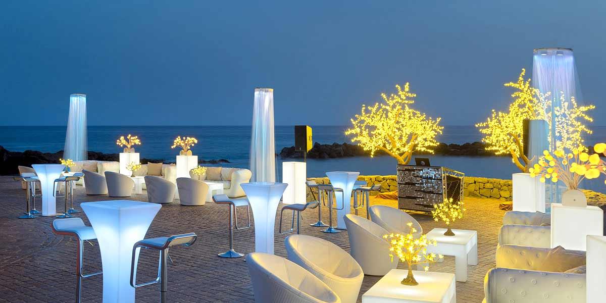 Beach Club & Promenade at Ritz-Carlton, Abama