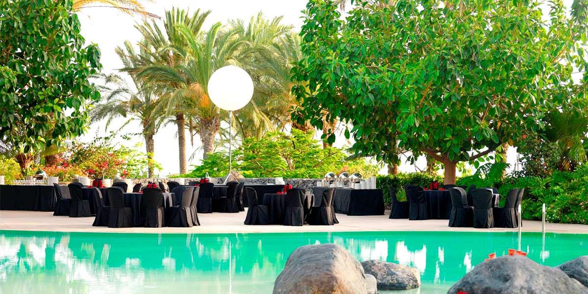 Lagoon Pool at Ritz-Carlton, Abama