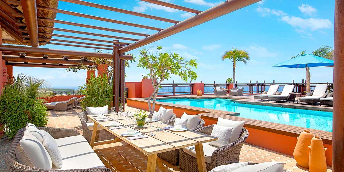 Imperial Suite at Ritz-Carlton, Abama