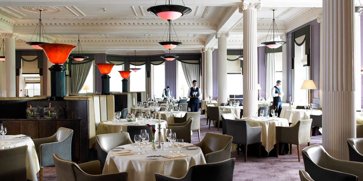 2 Michelin Star Restaurant, Gleneagles, Auchterarder, Prestigious Venues