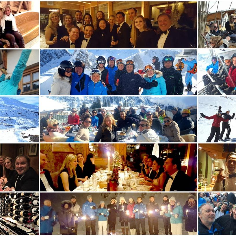 2017 SKI TRIP, Hotel Maiensee, Prestigious Venues