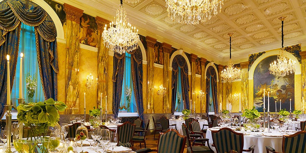 A decadent venue that sits as the jewel in the Viennese crown