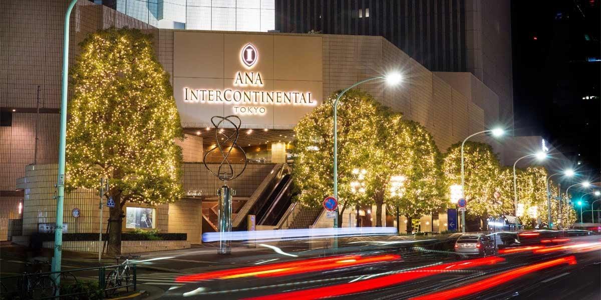 ANA InterContinental Tokyo, Japan, Christmas Venue