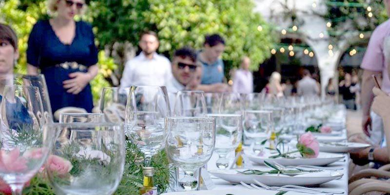Alfresco Dinner, Vila Monte, Prestigious Venues