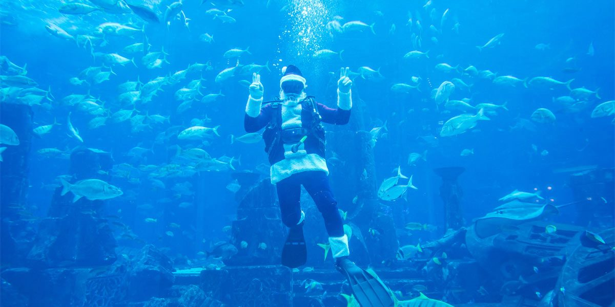 Atlantis The Palm, UAE, Christmas Venue