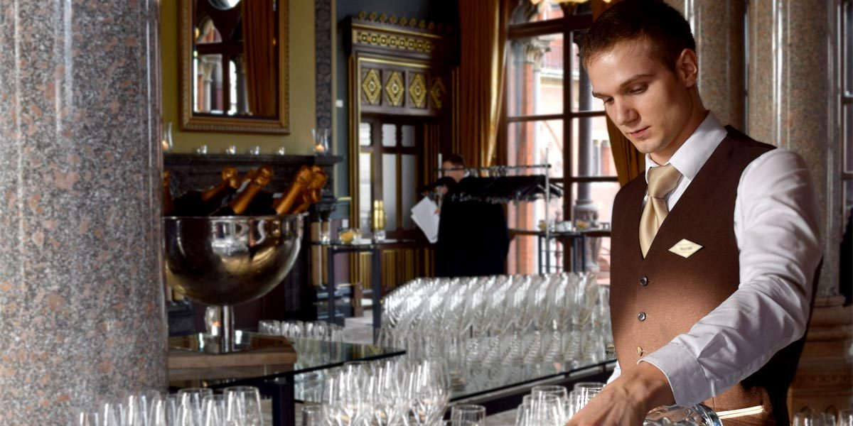 Bar Staff For Events, TempTribe, Prestigious Event Suppliers