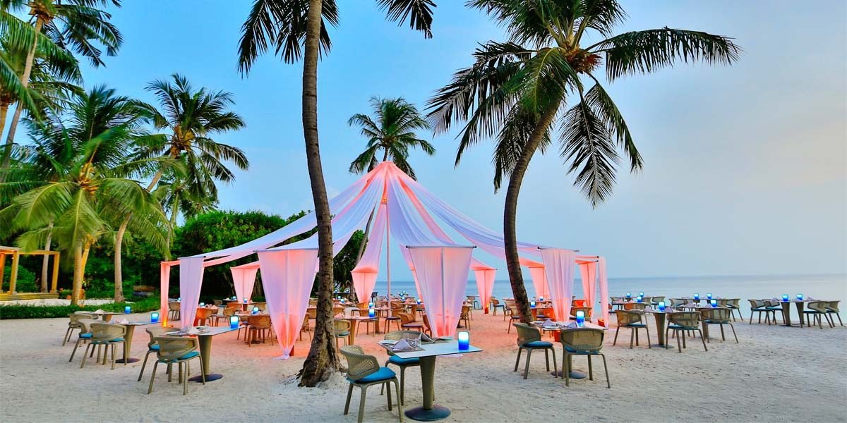 Beach Party Venue, Dusit Thani, Prestigious Venues