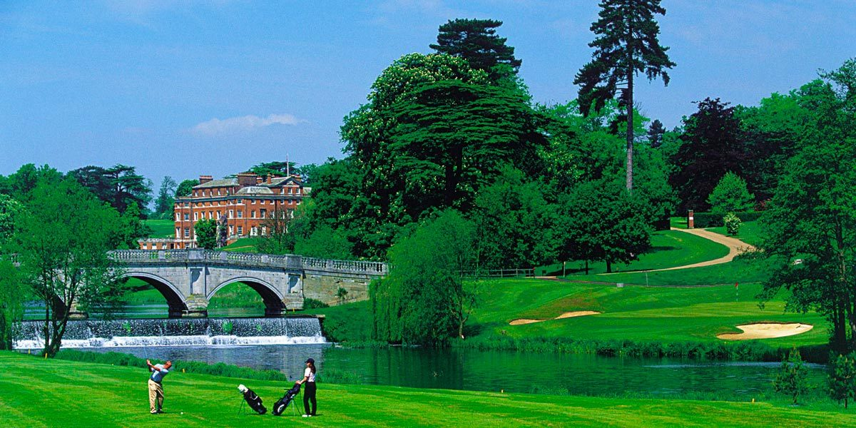 Brocket Hall Event Spaces, Brocket Hall, Golf Course and Event Space, Prestigious Venues
