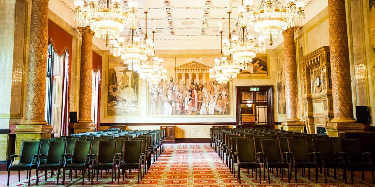 Central London Conference Venue, One Whitehall Place, Prestigious Venues