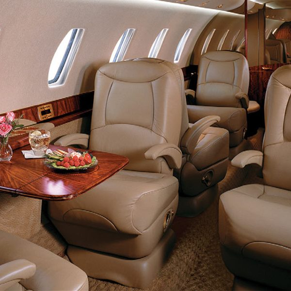 Cessna 680 Citation Sovereign, Bespoke Air Travel Services, Air Partners, Prestigious Venues