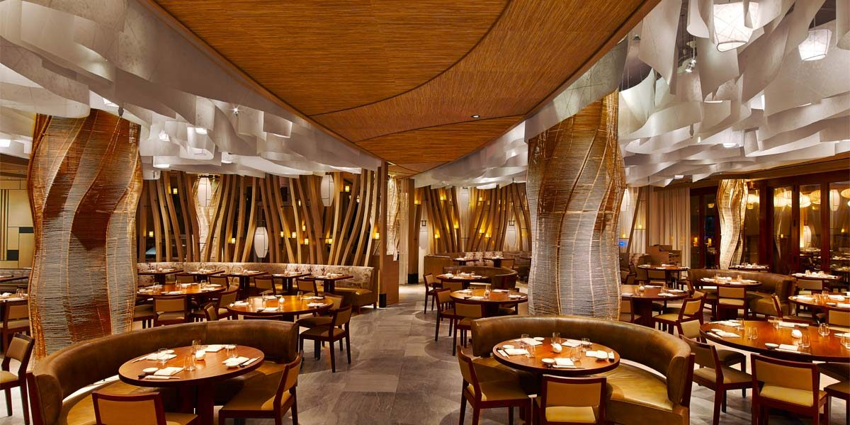 Chic Miami Restaurant Venue, Nobu Eden Roc, Prestigious Venues