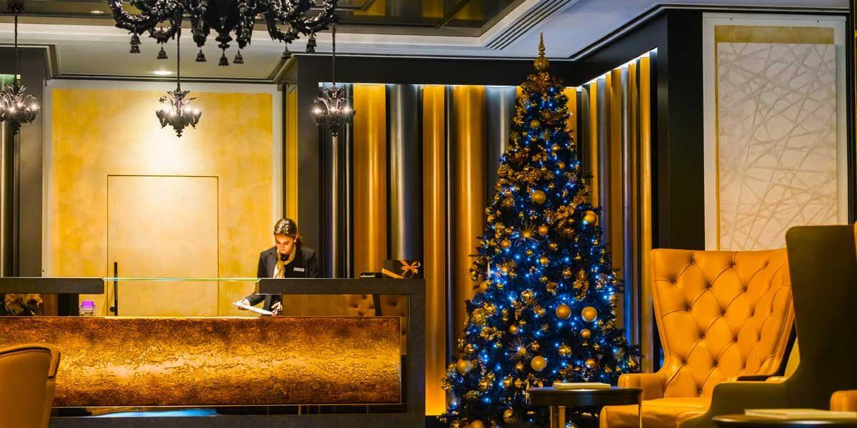 Christmas 2017, Baglioni Hotel London, Prestigious Venues