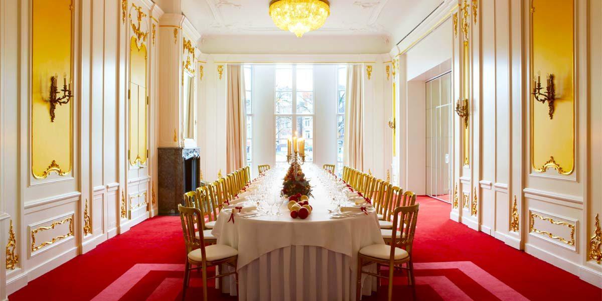 Christmas 2017, De L'Europe Amsterdam, Prestigious Venues