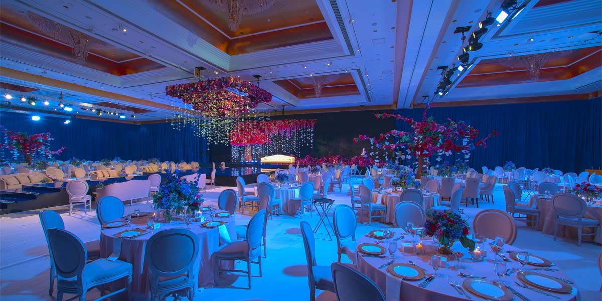 Christmas 2017, Grand Hyatt Dubai, Prestigious Venues