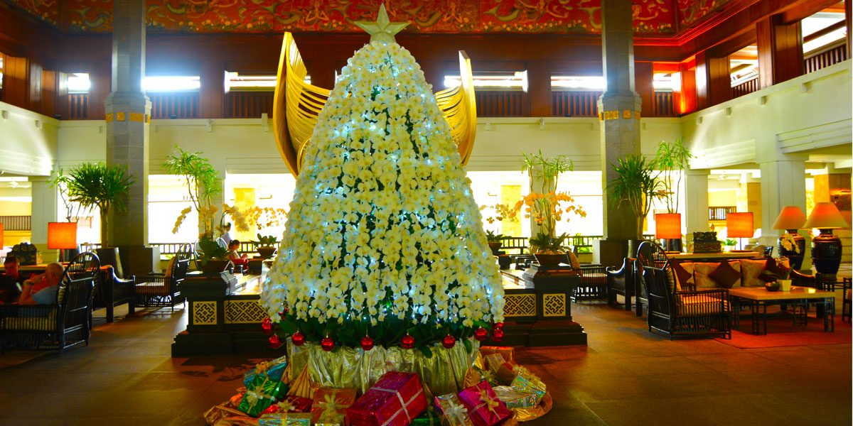 Christmas 2017, InterContinental Bali Resort, Prestigious Venues