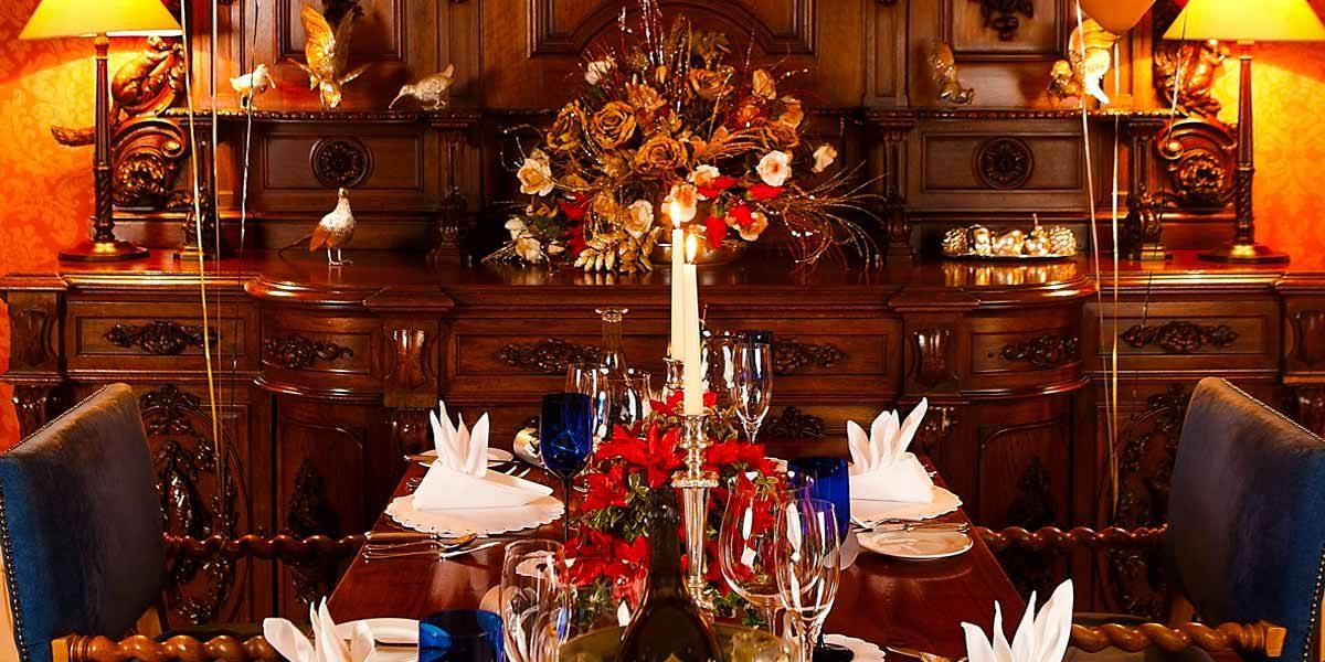 Christmas 2017, Inverlochy Castle Scotland, Prestigious Venues