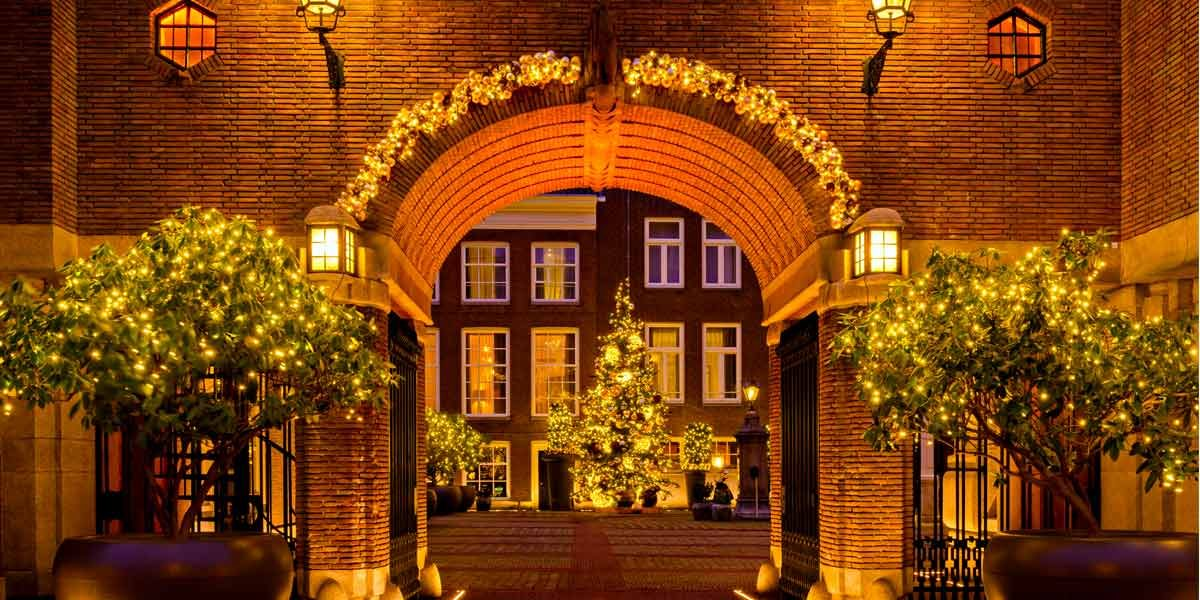 Christmas 2017, Sofitel Amsterdam, Prestigious Venues
