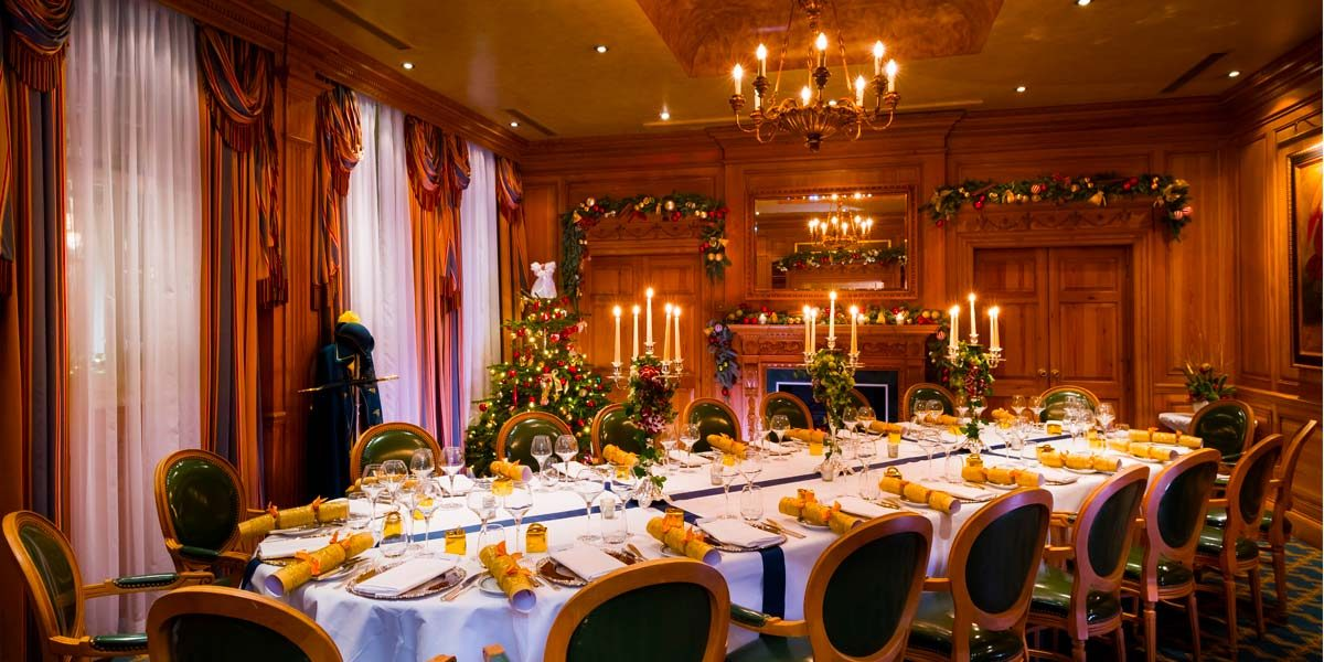 The Best Christmas Party Venues - Top
