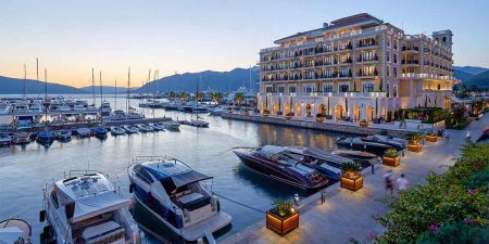 Christmas Destination Venue, Regent Porto Montenegro, Prestigious Venues