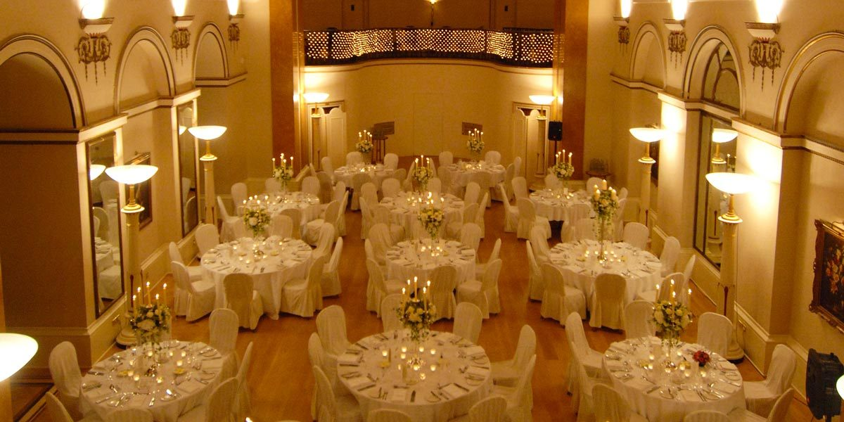 Christmas Party Space, The Lansdowne Club, Prestigious Venues