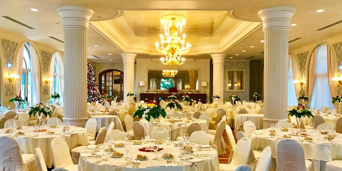Christmas Party Venue, Hotel Villa Diodoro, Prestigious Venues