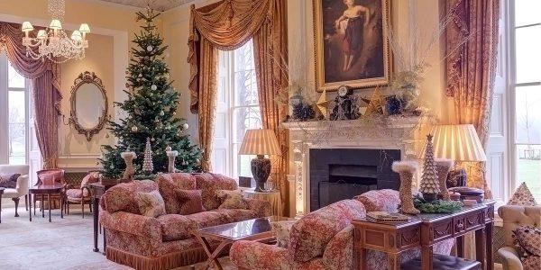 Christmas Party Venue, Lucknam Park Hotel & Spa