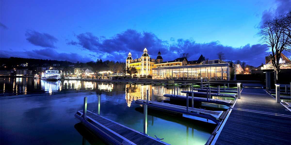 Christmas Venue In Austria, Schlosshotel Velden, Vienna, Prestigious Venues