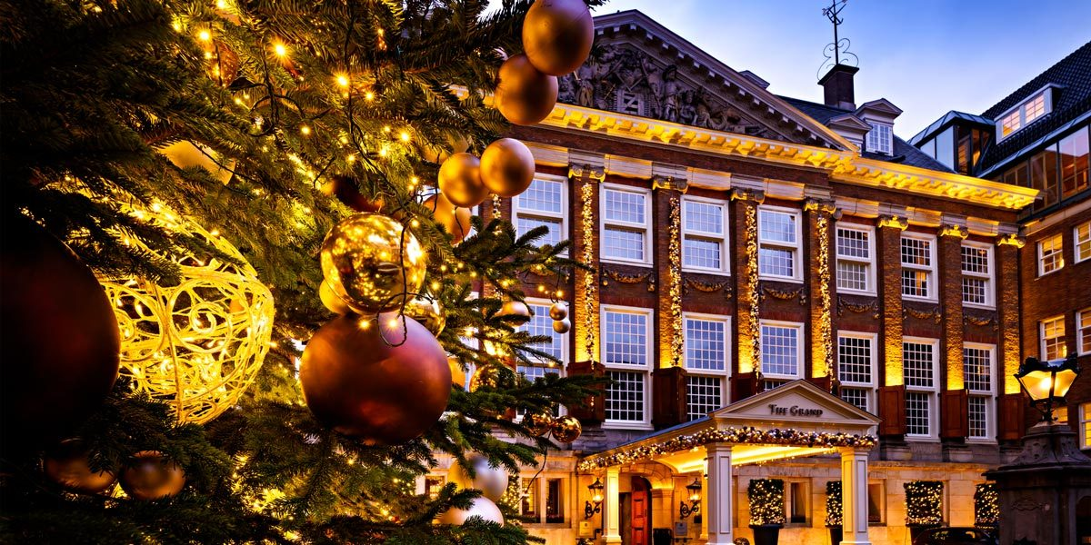 Christmas Venue in Amsterdam, Sofitel Legend The Grand Amsterdam, Prestigious Venues