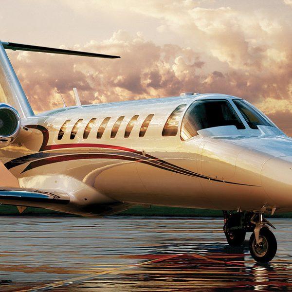 Citation CJ3, Small Plane to Charter, Air Partners, Prestigious Venues
