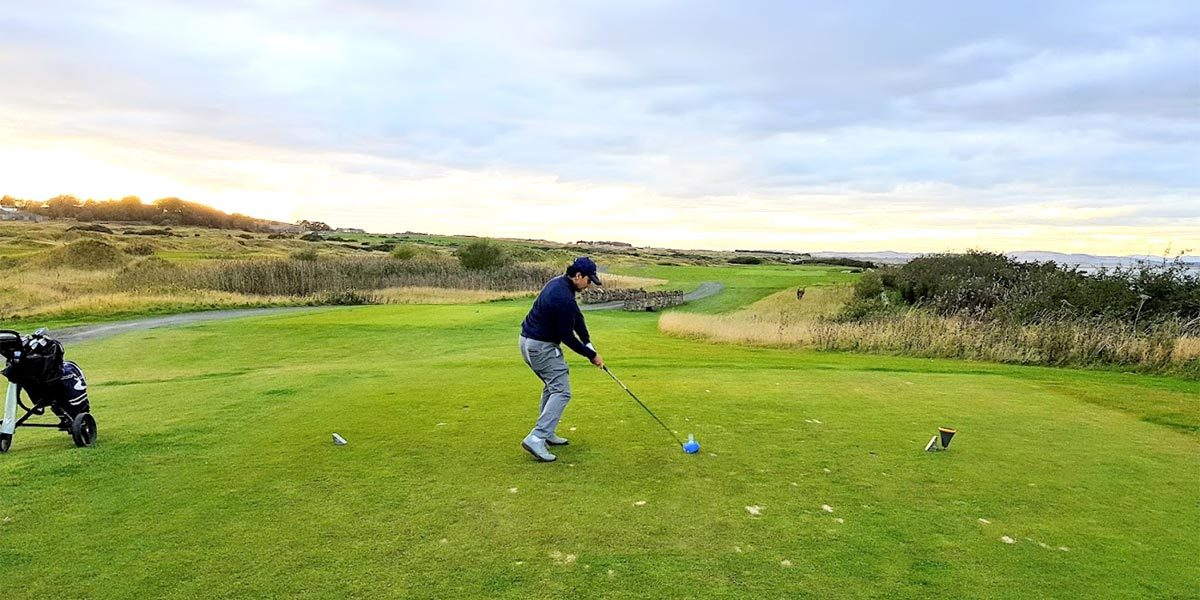 Coastal Golf Course, Fairmont St Andrews Visit, Prestigious Venues