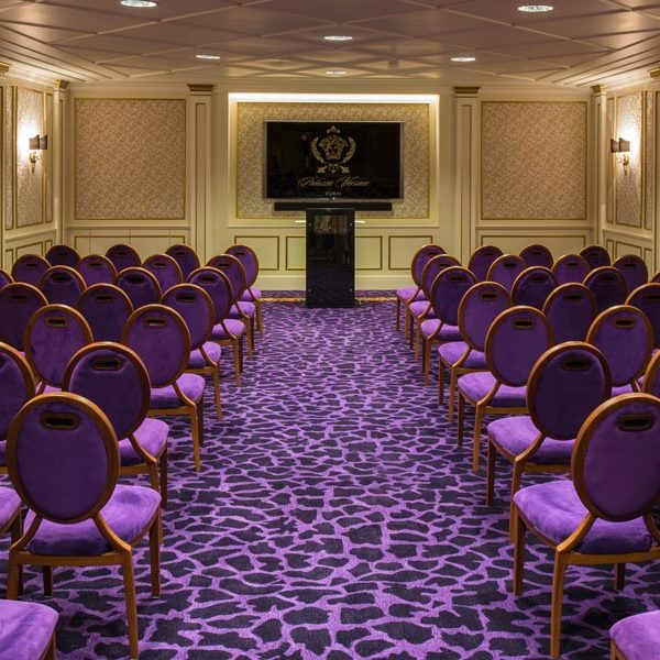 Meeting Venue, Conference Event Space, Palazzo Versace Dubai, Prestigious Venues