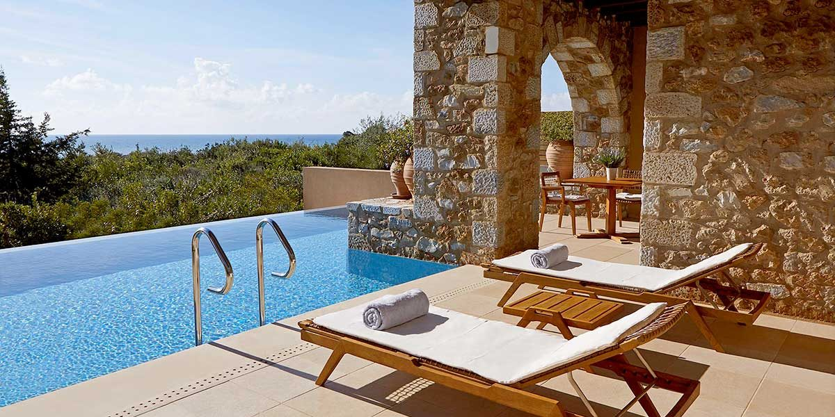 Costa Navarino, Westin, Greece