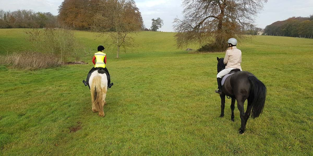 Countryside Horse Riding, Lucknam Park Hotel & Spa, Prestigious Venues