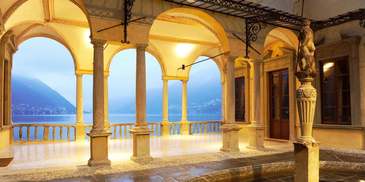Destination Wedding Venue In Italy, Villa Pliniana, Prestigious Venues