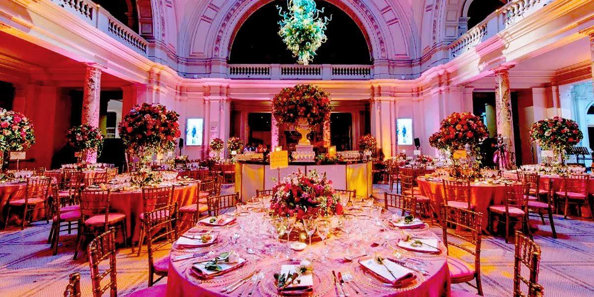 Dome Dinner Venue, The V&A, Prestigious Venues