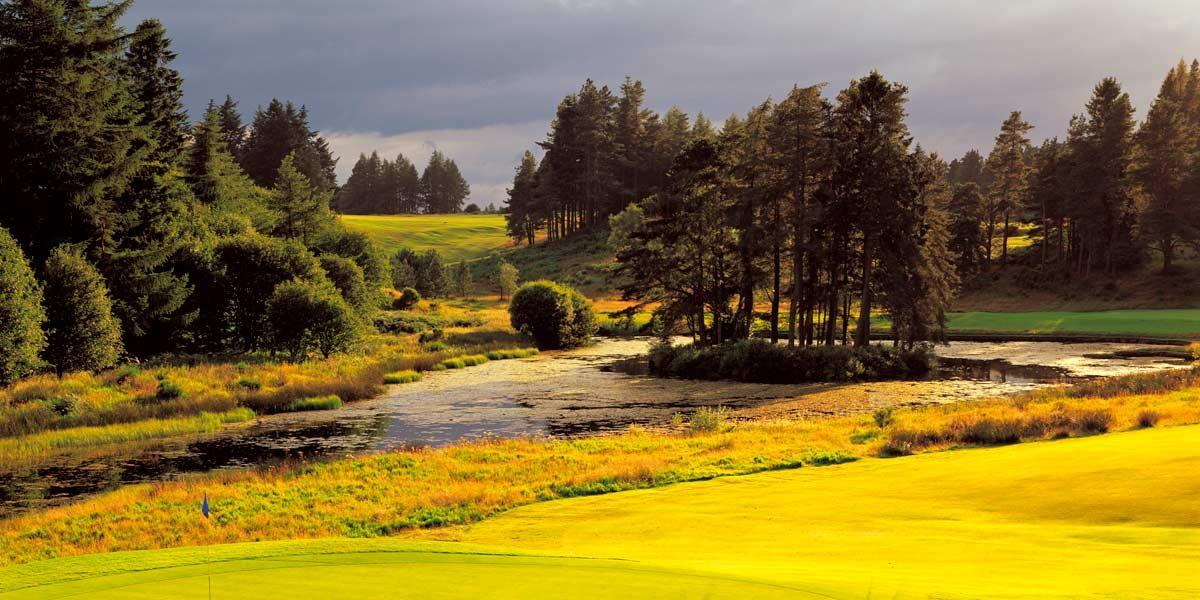 Dramatic Scottish Countryside, Gleneagles, Auchterarder, Prestigious Venues