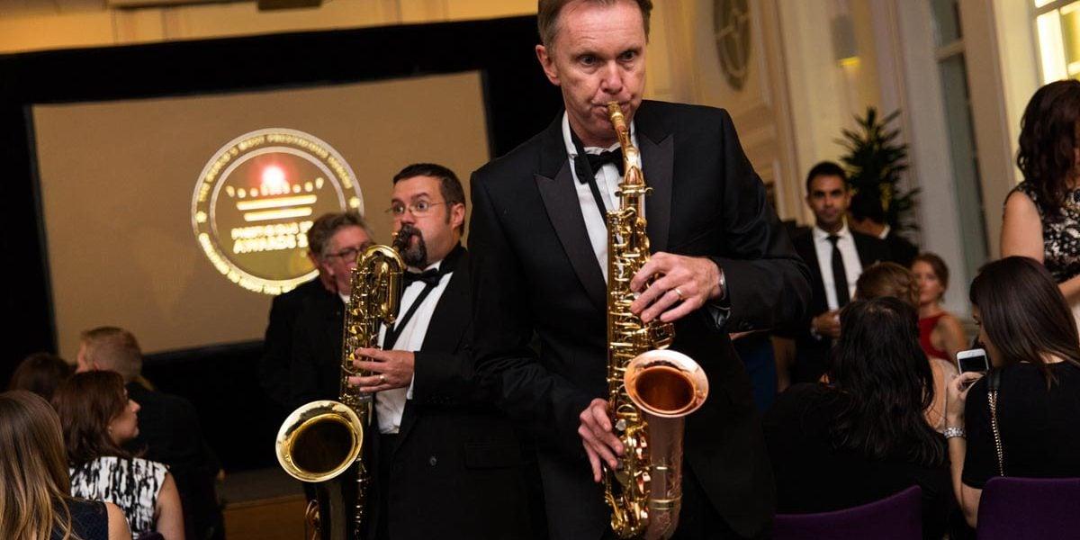 Eclectic Sax Quartet, Prestigious Star Awards, 16th Sep 2016 453