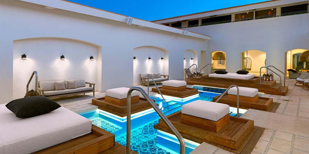 Esencia Spa Outdoor Area, UNICO 20 87 Riviera Maya, Prestigious Venues