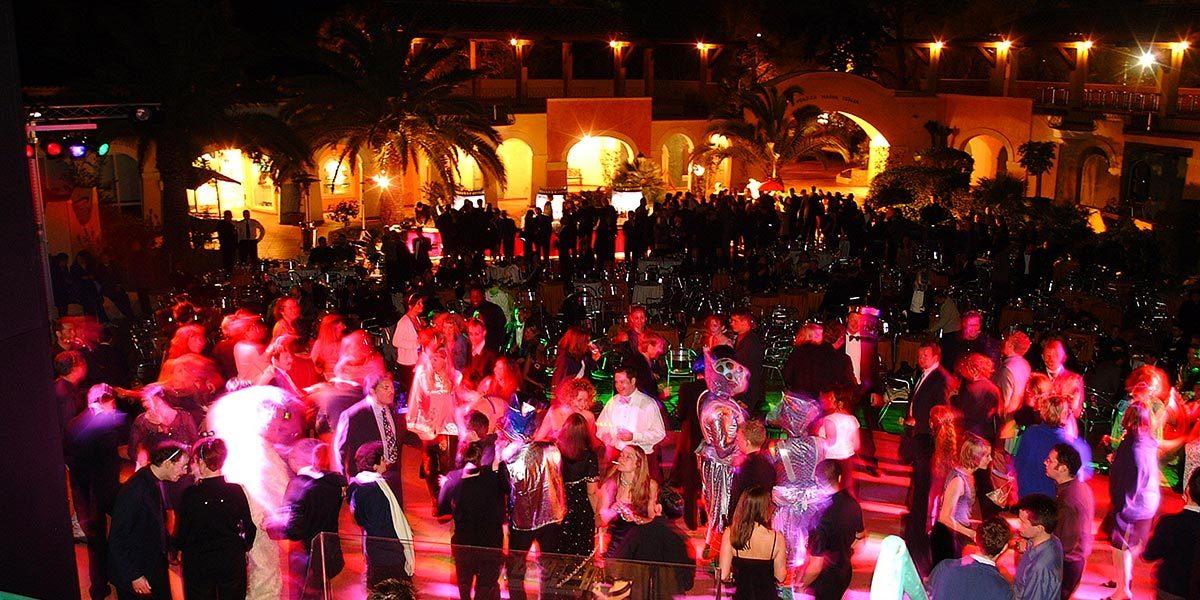 Evening Drinks Reception, Forte Village Resort, Prestigious Venues