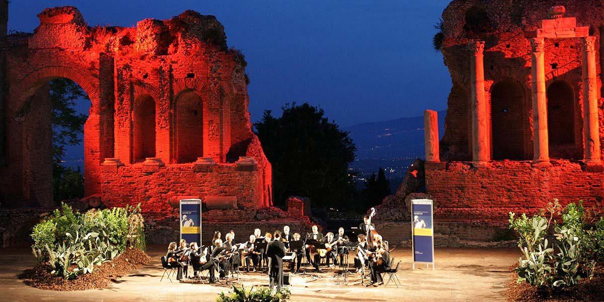 Event Destination Taormina, Hotel Villa Diodoro, Prestigious Venues