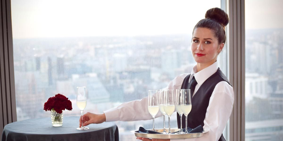 Event Staffing and Waitresses, TempTribe, Prestigious Event Suppliers